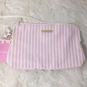 Juicy Couture mini purse/makeup bag